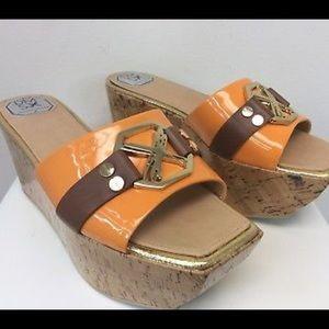 Women's Donald J. Pliner DMSX Platform Shoes 8 M